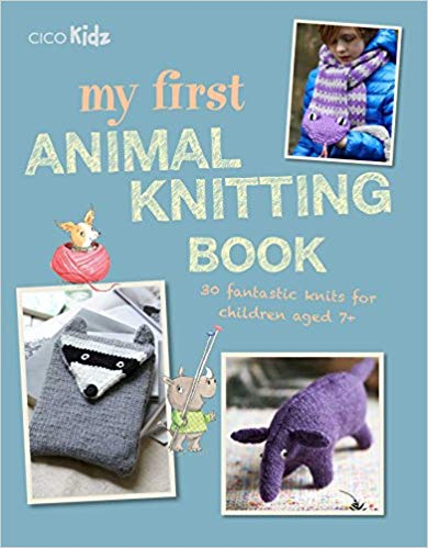 My First Animal Knitting Book