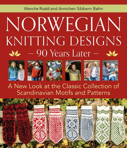 Norwegian Knitting Designs - 90 Years Later   **Releases 5/19/20