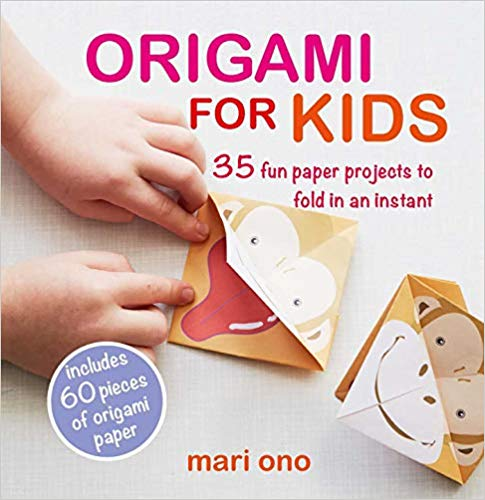 Origami for Kids: 35 fun paper projects to fold in an instant