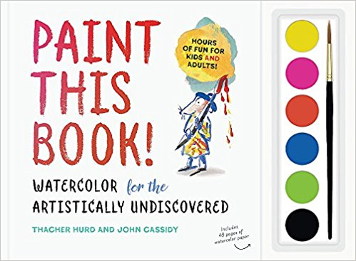 Paint this Book! (S)