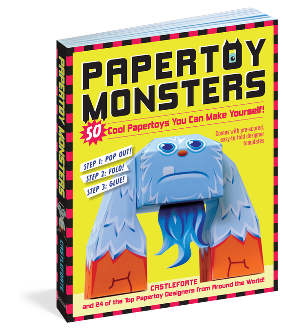 Papertoy Monsters (S)