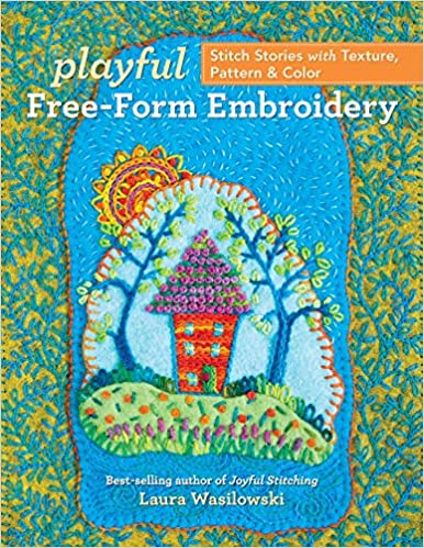 Playful Free-Form Embroidery   ***Releases 5/25/21