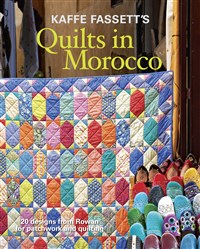 Kaffe Fassett's Quilts in Morocco (T)
