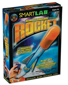 Remote Control Rocket (Smart lab) (Kit)