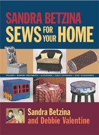 Sandra Betzina Sews for Your Home (T)