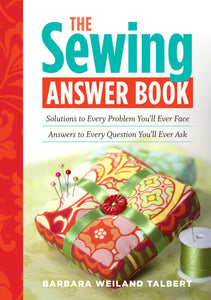 The Sewing Answer Book (S)