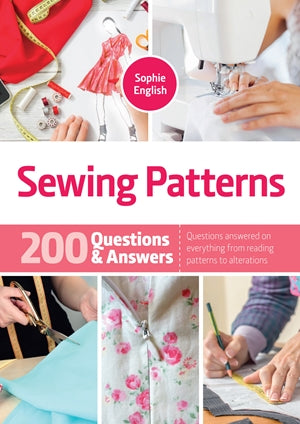 Sewing Patterns 200 Questions and Answers