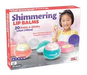 Shimmering Lip Balm (Smart Lab) (Kit)