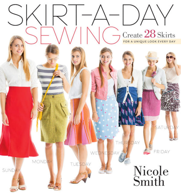 Skirt-a-Day Sewing (S)