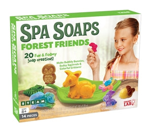 Spa Soaps Forest Friends (Smart lab) (Kit)