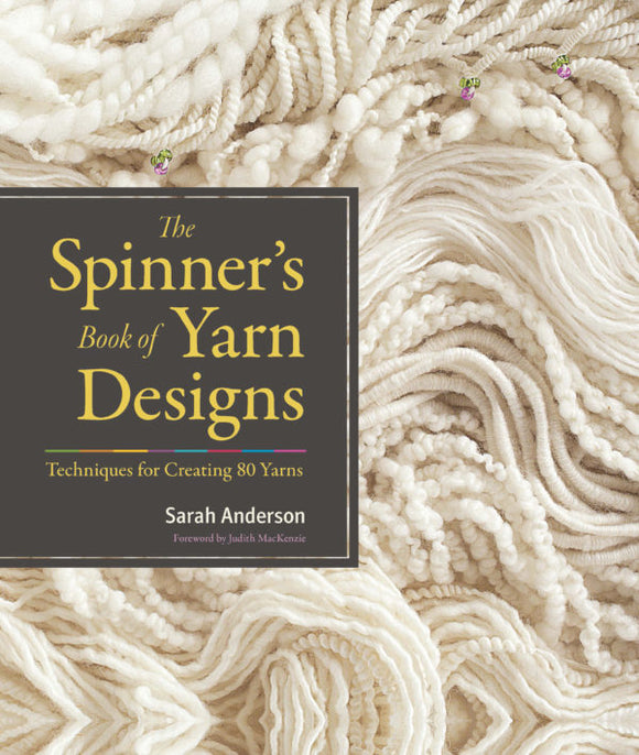 The Spinner's Book of yarn Design (S)