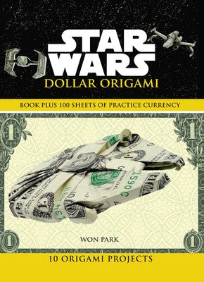 Star Wars Dollar Origami