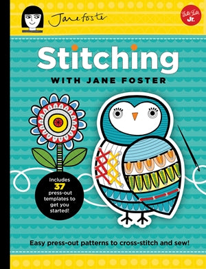 Stitching with Jane Foster (kit)
