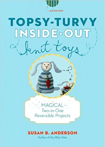 Topsy Turvy Inside Out Knitted Toys (S)