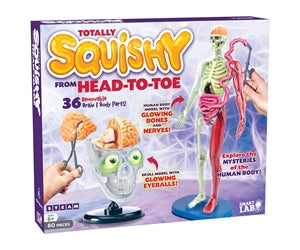 Totally Squishy From Head-to-Toe (Smart Lab) (Kit)