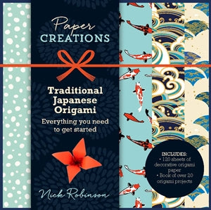 Paper Creations Traditional Japanese Origami (kit)