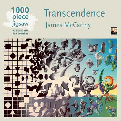Adult Jigsaw Puzzle James McCarthy: Transcendence
