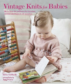 Vintage Knits for Babies