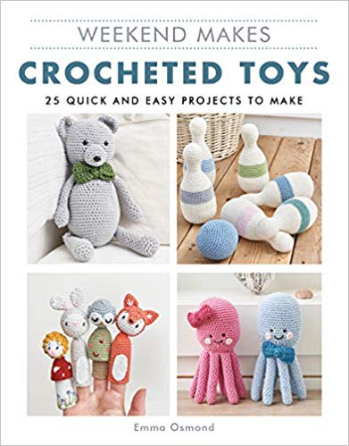 Weekend Makes Crocheted Toys  **Releases 1/7/20