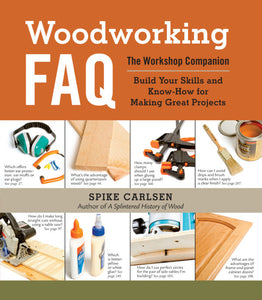 Woodworking FAQ (S)
