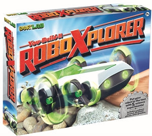 You-Build-It RoboXplorer (Smart Lab) (Kit)
