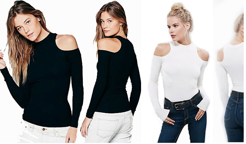 Sweater Solid Skinny - GaGodeal