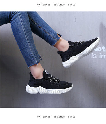 Hot Trendy Women Fitness GYM Outdoor Sport Shoes Air Mesh Women's Sneakers