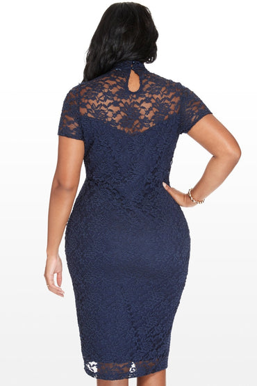 6XL 5XL 4XL Plus Size Sexy Lace Dress Women  Summer