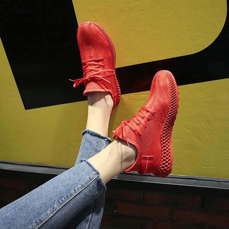 Fashion Women Sneakers Tenis Feminino Casual Shoes