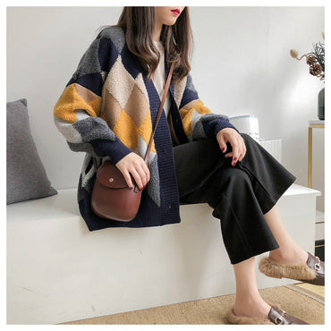 Women's Sweaters Autumn Winter fashionable