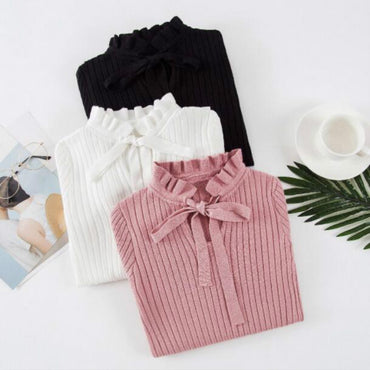 New fashion Slim Knitted Sweater Female Long Sleeve Autumn Sweater