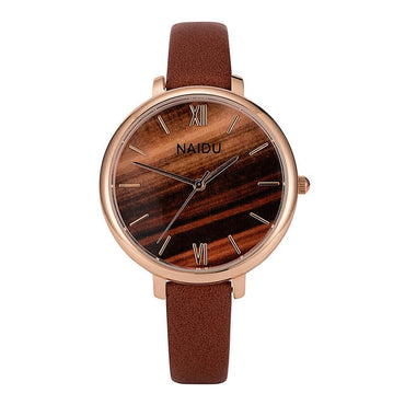 Top Brand Fashion Ladies Watches Marble Dial Female Quartz