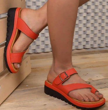 Women's Sandals Comfy Platform Summer Travel Fashion Beach