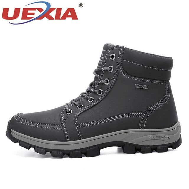 New Winter Fashion Shoes Men Boots