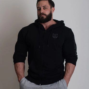 Hoodies Gyms Fitness Bodybuilding Sweatshirt hoodie men Sportswear