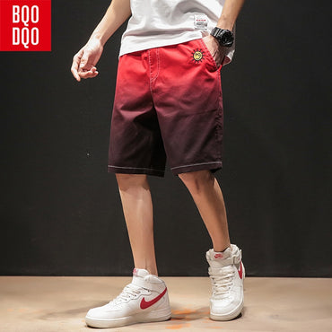 Summer Cotton Hip Hop Casual Short Trousers