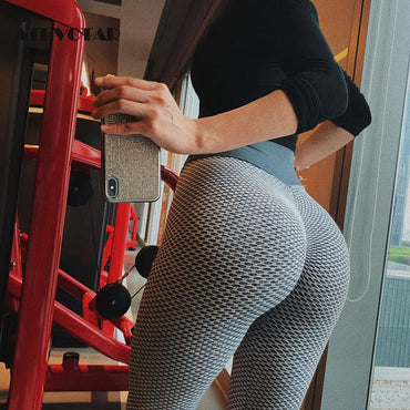 Women Push Up Leggings For Fitness Sexy Elastic Workout Leggins