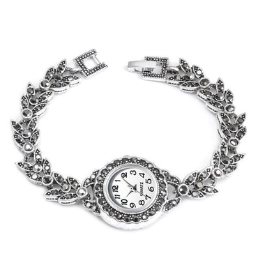 New Hot Small Eye Charm Women Watch Bracelet Vintage Quartz