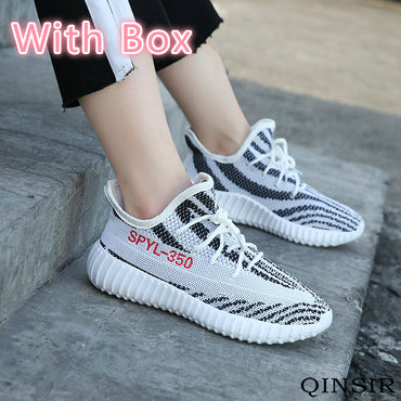 Not Easy Boost Outdoor Air Mesh Sports Shoes Sneakers