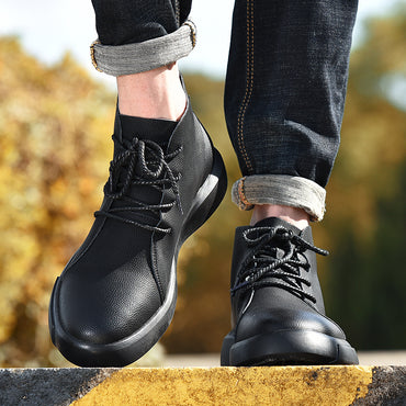 Comfortable men winter shoes
