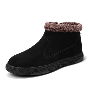 Ankle Boots Fashion Brand Male Footwear Boots