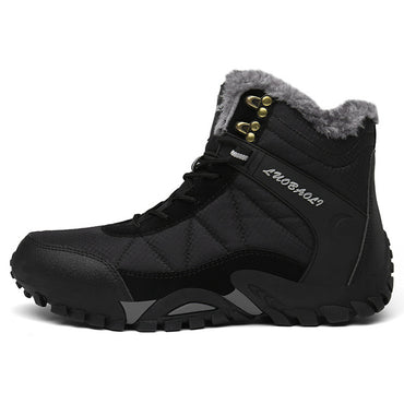 Plus size 36-46 Winter Men boots High Quality Winter