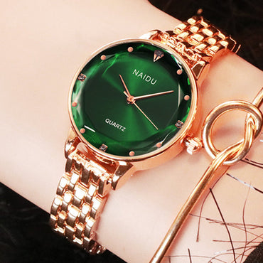 Rose gold Women Watches Ladies Bracelet