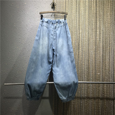 Summer Autumn New Jeans Women's