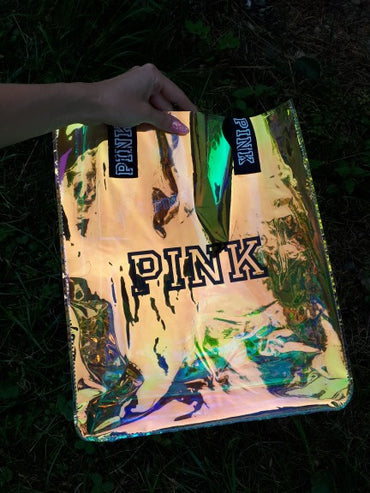 New holographic women's bag handbag beach bag
