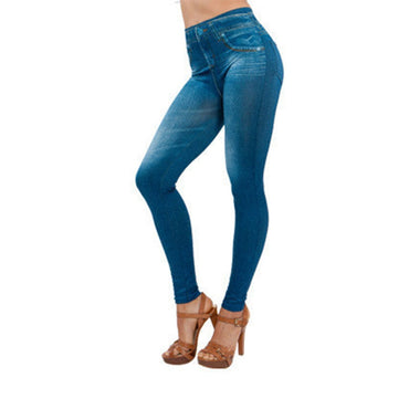 Women's Jeans Stretch Jeans Do Not Fade Without Deformation