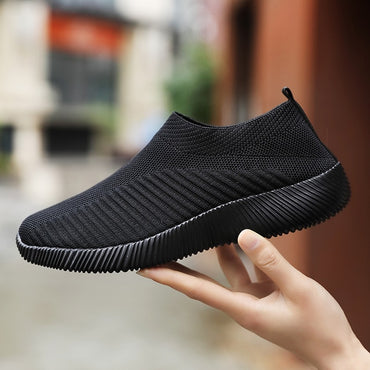 Women Shoes High Quality Women Sneakers Slip On Flats Shoes