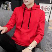 Autumn Winter Sweatshirts Hot Sale Fashion Icon Mens Hoodies Warm Pullovers Casual