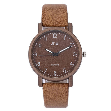 Women's Quartz watches Leather Band New Strap Watch