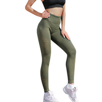 Leggings For Women Casual Fitness High Waist Skinny Elastic